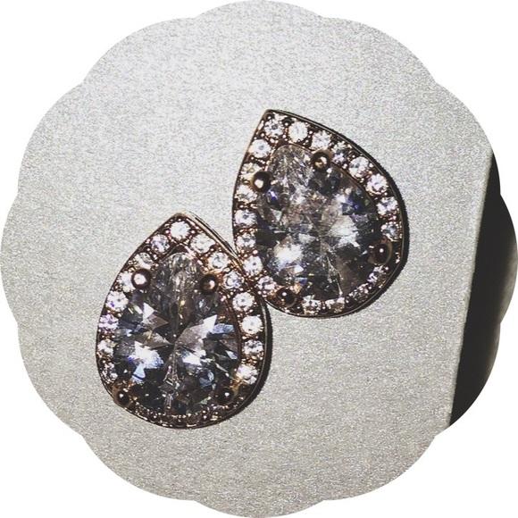 Belk Silverworks Jewelry Belk Silverworks Rose Gold Earrings